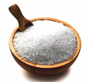 EPSOM SALT SAMPLE TRAVEL PACKS MAGNESIUM SULPHATE Food Grade Bittersalz Germany