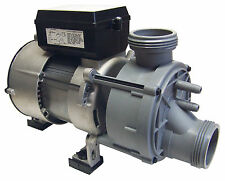 Whirlpool Bath Tub Jet Pump - 1hp, 9.0 amps, 115 volts w/ Cord and Air Switch