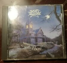 "King Diamond - ""THEM"" [CD] ©1988 Roadracer (ORG Press) RARE NOT BOOT."