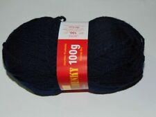 Hayfield Bonus Chunky 10 X100g Balls 0971 Navy Unopened Wool Yarn