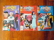Star Trek TNG The Modala Imperative 1 2 3 4 Newsstand Adam Hughes Cover VFN+/NM-