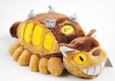 "Studio Ghibli My Neighbor Totoro Catbus Stuffed Plush Toy  Pillow Doll-28"""