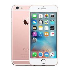 Smartphone Apple iPhone 6s 32gb Oro Rosa Mn122zd/a