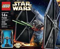 LEGO STAR WARS COLLEZIONISTI UCS 75095 TIE FIGHTER NUOVO NEW