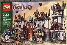 LEGO 7097 Castle Trolls' Mountain Fortress, New In Sealed Box