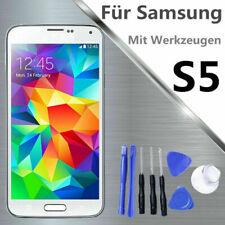 Für Samsung Galaxy S5 SM-G900F i9600 LCD Screen Digitizer Assembly Weiß ARDE