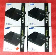 Lot of 4 - Samsung SE-208DB USB 3.0 Slim External Portable DVD CD Player/Writers