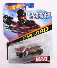 Hot Wheels Marvel Comics Toy Car 11 Star-Lord CHM07 Guardians of the Galaxy NEW