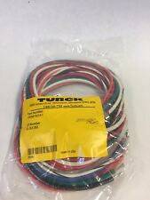 TURCK PART NUMER CKFMF 822-8-1 ID NUMBER U-32192  NEW SEALED FACTORY WRAPPING