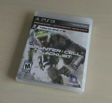Splinter Cell: Blacklist (PlayStation 3) PS3 BRAND NEW SEALED