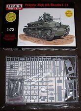 CHARS pz.35 (T) a8/t-11 (special Edition) en 1/72 par Attack