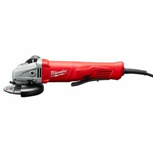 Milwaukee 6141-31 4-1/2-Inch 11-Amp No-Lock Paddle Small Angle Grinder