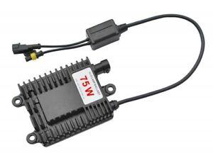 Ballast Xenon 75W de remplacement 12V pour ampoule HID AUTO 4X4