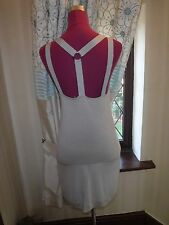 Amazing All Saints Reala Dress Grey Size 6 Excellent Condition
