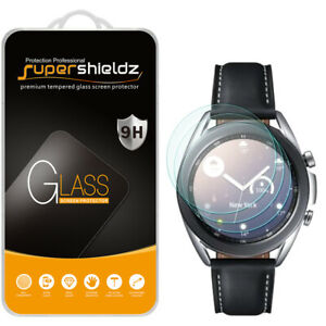3X Supershieldz Tempered Glass Screen Protector for Samsung Galaxy Watch 3 41mm