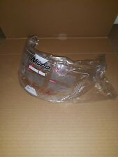 Genuine Nitro Clear Visor for Aikido Helmet Part No.104174