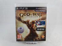 GOD OF WAR ASCENSION SONY PS3 PLAYSTATION 3 PAL EU EUR ITALIANO NUOVO SIGILLATO