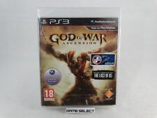 GOD OF WAR ASCENSION SONY PS3 PLAYSTATION 3 PAL EU EUR ITALIANO NUOVO SIGILLATO