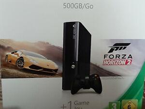 Console Microsoft Xbox 360 E - Modèle 1538 - 500 Go