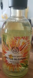 The Body Shop Cactus Blossom Shower Gel - Rare