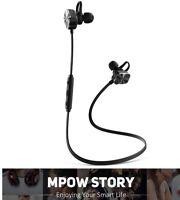 Wireless Bluetooth Sport Stereo Mpow Coach BH29 Headphone Headset iPhone Samsung
