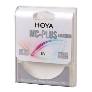 HOYA 62MM MC PLUS UV MULTICOATED WATER REPELLENT ULTRAVIOLET FILTER