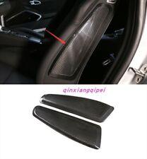 Real Carbon Fiber Interior seat side trim panel cover For Porsche 911 2013-2018