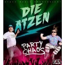 "DIE ATZEN ""PARTY CHAOS"" CD 17 TRACKS NEU"