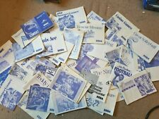 Over 60x Sega Master System Manuals, All £3.99 Each With Free Postage