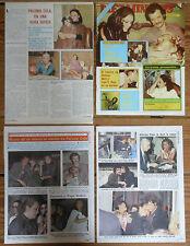 PALOMA CELA coleccion prensa 1970s revista fotos spanish actress clippings
