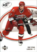2005-06 Upper Deck Ice Hockey #19 Eric Staal
