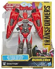 Transformers Bumblebee Movie Mission Vision Shatter Action Figure