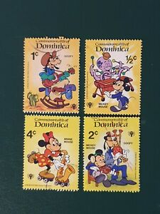 Dominica - 1979  -  International Year of the Child. MNH NG