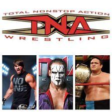 TNA/Impact Wrestling Episodes: Impact! + PPV, 2002-2010 (NWA-TNA)