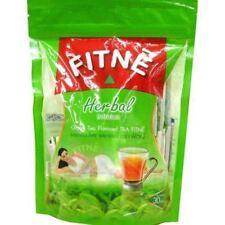 Fitne Herbal Infusion Green Tea and Senna Diet Slimming Tea 30 teabags