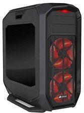 Cajas negro ATX super para ordenador