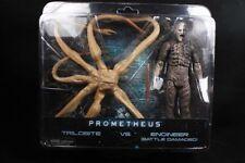 PROMETHEUS - Trilobite vs Engineer Action Figure 2-Pack (NECA) #NEW