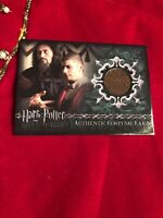 Harry Potter & the Goblet Of Fire Artbox Authentic Costume Card Viktor Krum C6