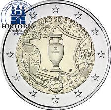 Fußball Münzen aus Frankreich