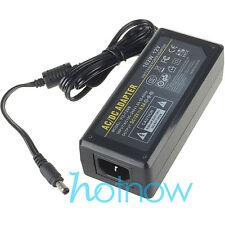 12V 8.5A 102Watt Power Supply Adapter 100-240V AC to DC 5.5 x 2.5mm/5.5 x 2.1mm