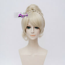 Light Blonde Wig for Final Fantasy XV 15 Lunafreya Nox Fleuret Anime Cosplay Wig