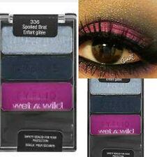 2 WET N WILD Coloricon Eyeshadow Trio SPOILED BRAT C336 New in Package