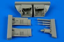 Aires 1/48 Sepecat Jaguar A/GR.1/GR.3 speed brakes for Kitty Hawk kit # 4606