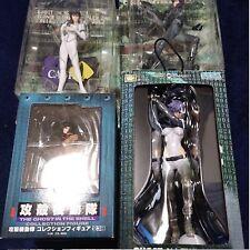 Ghost in the Shell Figure Motoko Kusanagi Set of 4 Masamune Shirow Free Shipping