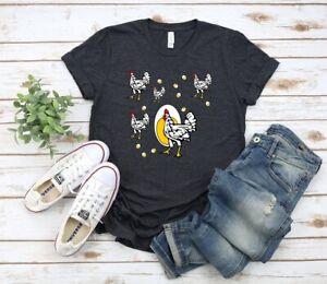 Roseanne Chicken t shirt freeshipping