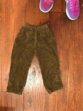 Jake Dark Brown Corduroy Pants in Boys Size 4T
