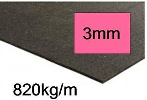 4,8m²Antirutschmatten, 1,6m x 3m, LKW,Ladungssicherung VDI 2700, 3mm