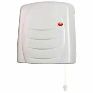 Dimplex FX20EIPX4 2Kw Bathroom Downflow Fan Heater Electronic Timer Wall Mounted
