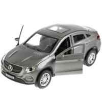 Mercedes-Benz GLE Coupe Grey Diecast Metal Model Car Toy Die-cast Cars