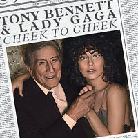 "Tony Bennett & Lady Gaga : Cheek to Cheek Vinyl 12"" Album (2014) ***NEW***"